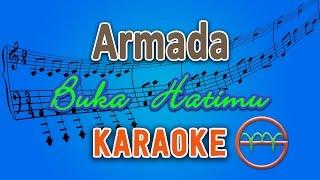 Armada - Buka Hatimu (Karaoke) | GMusic