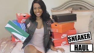 Sneaker Haul: Adidas, Nike, Puma, Converse