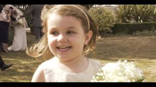 Flower Girl at Burnham Beeches, Berkshire Wedding Video