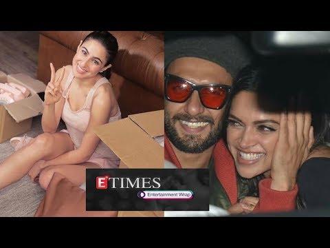 Sara Ali Khan hints at 'new beginnings'; Ranveer Singh and Deepika Padukone's PDAs!, and more Mp3