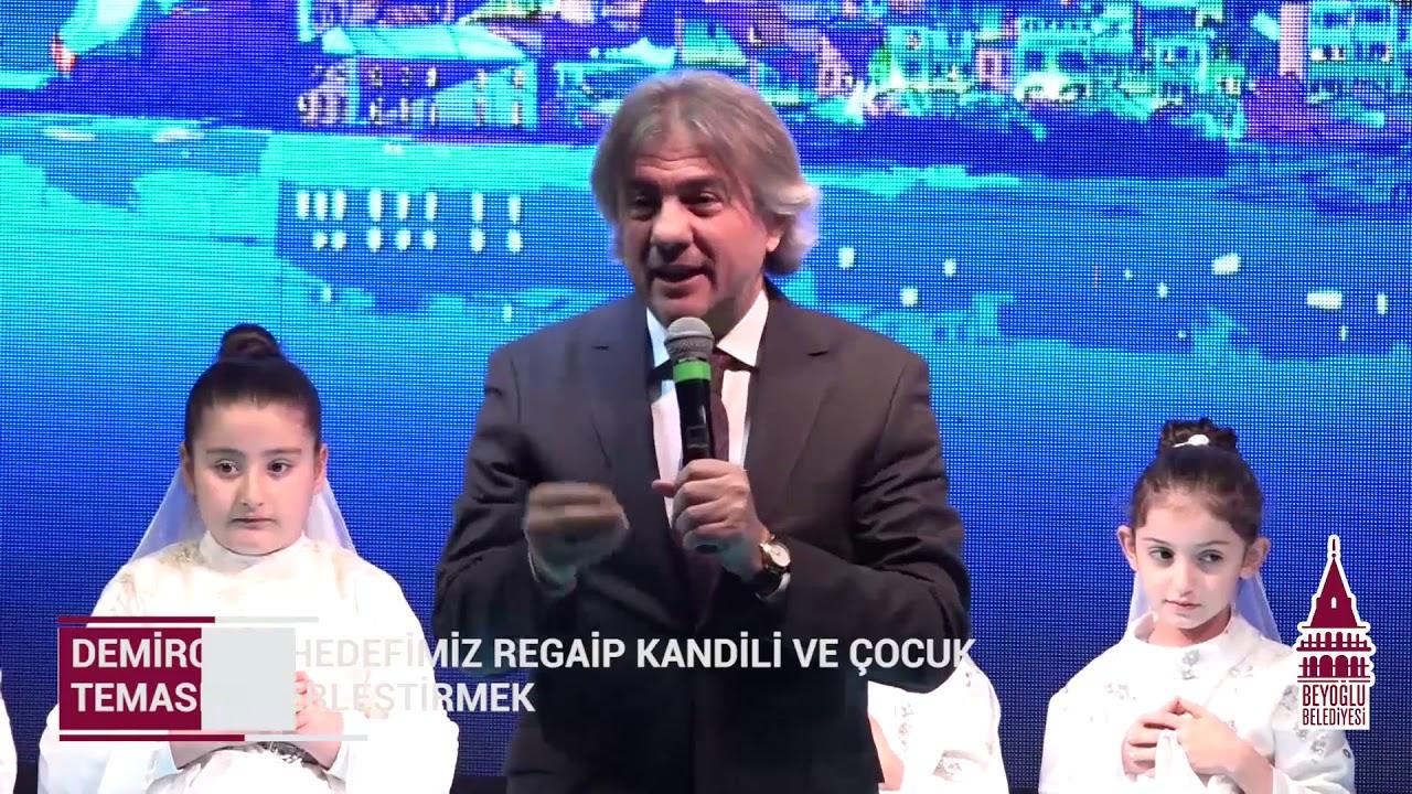 Beyoğlu'nda Çocuk Gözüyle Kandil