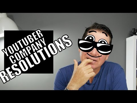 I'm Not Done! How to Write Initial RESOLUTIONS for LLC YouTuber Company (Client Series)