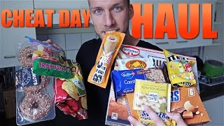 Cheat Day Haul DIÄT ENDE 🍬 by Tapia Lifestyle Elevator 🍫