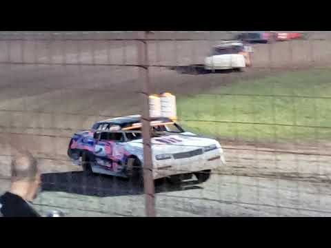 Hobby stock feature Salina Speedway 7.12