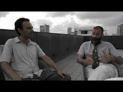 CultureBuzz Converses with Kenneth Goldsmith - Founder of Ubuweb