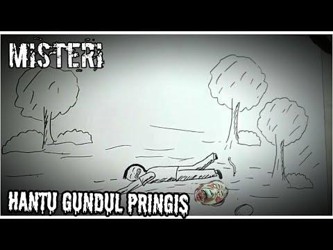 Cerita HOROR hantu kepala GUNDUL PRINGIS | cerita gambar | cerita bergambar