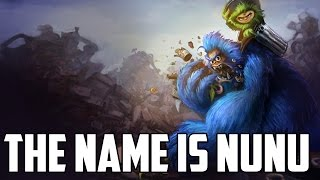 The Name is Nunu