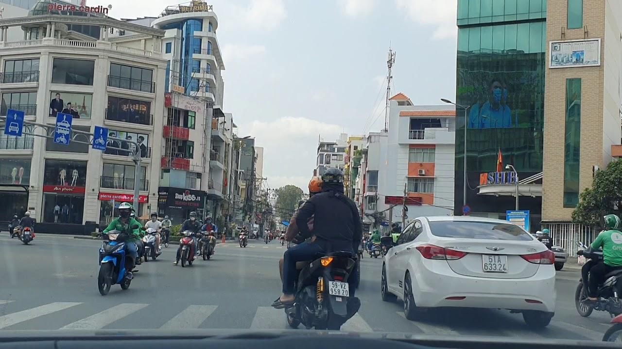 Các tuyến đường Sài Gòn Ngày Đầu Tiên Cách Ly Toàn Xã Hội 1/4/2020 Tránh Cô Vy  | Gia Đình Việt