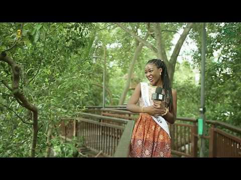 Miss Tourism World Ghana : Exploring Malaysia