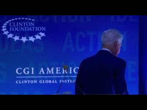 """Suspicious Foreign Donor"" to Clinton Foundation: DOJ Shut Investigation of"
