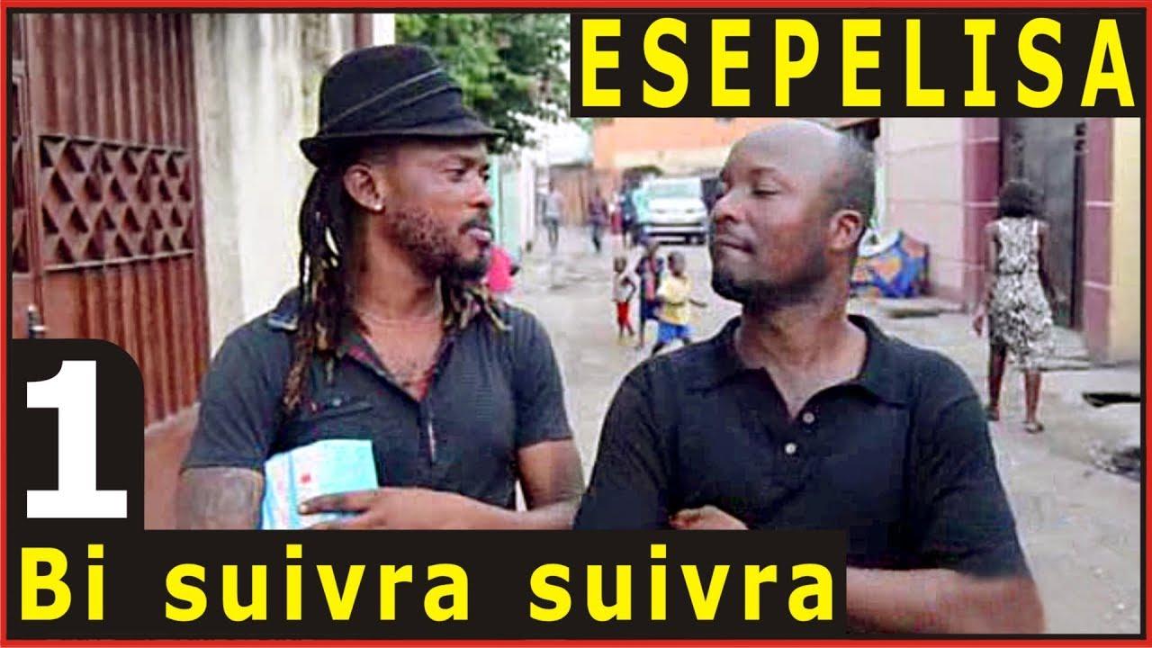 Bi Suivra Suivra VOL 1 Canto Herman Mayo Fatou Coquette Theatre Congolais Nouveaute 2017 Esepelisa