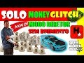 GTA 5 SOLO GLITCH DO MODO DIRETOR SEM RISCO DE BAN | SOLO MONEY GLITCH GTA V 1.42 PS4