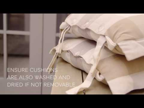 M&S How to Store Outdoor and Garden Furniture