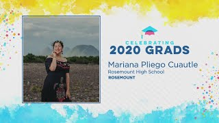 Celebrating 2020 Grads On WCCO 4 News At 10: May 14, 2020