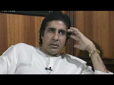 The World This Week: Amitabh Bachchan on turning corporate (Aired: February 1995)