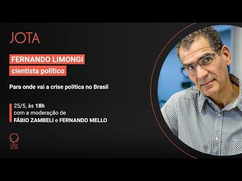 Fernando Limongi: Para onde vai a crise política no Brasil | 25/05/20