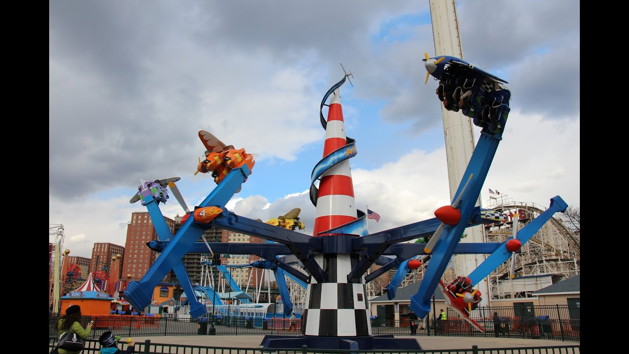 Air Race Coney Island