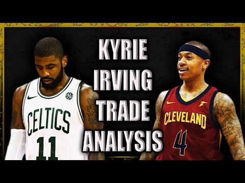 DID THE CELTICS GET ROBBED? (Kyrie - Isaiah Trade Breakdown)