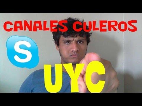 Canales Culeros Skype edition, Ven y cuentame tu historia Yo te ayuare!