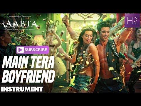 Main Tera Boyfriend Song Instrumental Music | Raabta | Arijit Singh, Neha Kakkar, Meet Bros HD