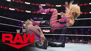 Doudrop vs. Natalya – Queen's Crown Tournament First-Round Match: Raw, Oct. 11, 2021