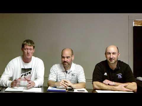 Virtual Coach's Meeting 1