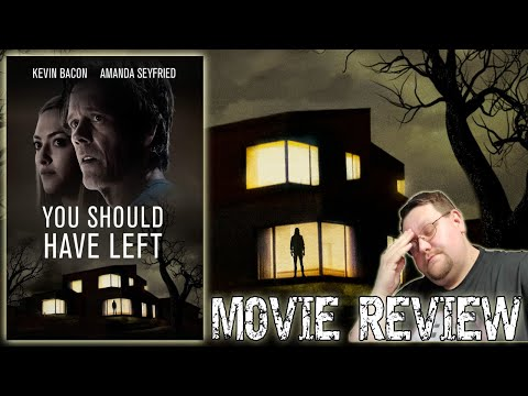 YOU SHOULD HAVE LEFT (2020) – Movie Review
