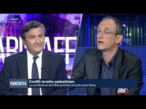 Frédéric Encel parle de TAL Business School sur i24News