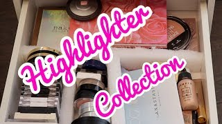 Makeup Collection 2018: Highlighter Collection