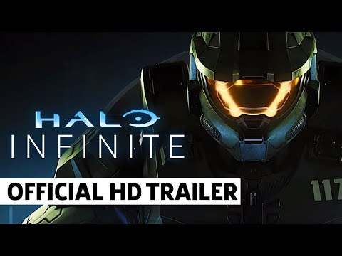 "Halo Infinite - Official ""Become"" Step Inside Cinematic Trailer 