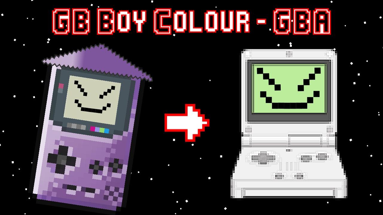 Game boy color quanto vale - Clone De Game Boy Color Estilo Gba Sp Unboxing E An Lise