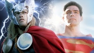 SUPERMAN vs THOR - Super Power Beat Down (Episode 7) thumbnail