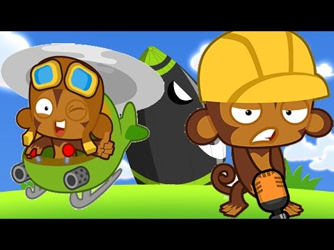Bloons TD Battles | STOPPING THE RUSH EASILY!