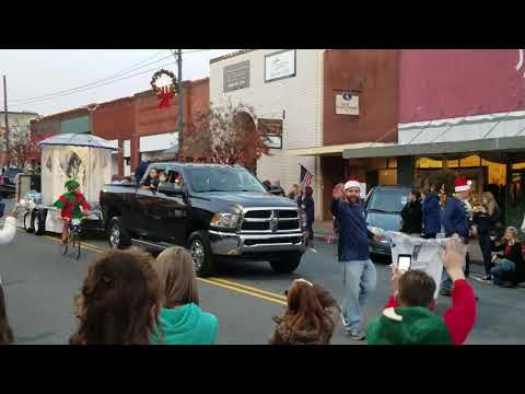 Rutherford Regional Health System float courtesy of Jay Honeycutt
