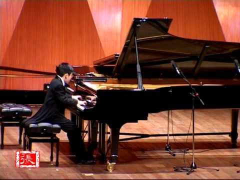 Haochen Zhang (11) Playing Chopin Op. 10 Complete