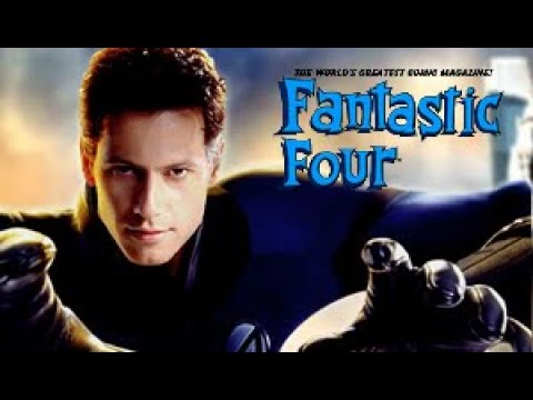 Mr. Fantastic using his powers - Fantastic Four 1&2
