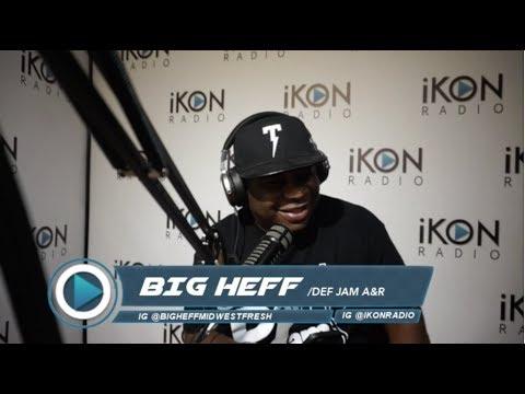 Def Jam A&R Big Heff talks artist development, record deals, music industry & more!