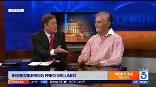 Sam Rubin Remembers Fred Willard