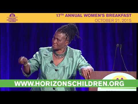 Women's Breakfast 2015: Dr. Tererai Trent