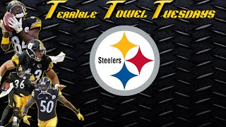 Steelers Flying Under The Radar In The 2019 Season | Terrible Towel Tuesday của SimFBallCritic 18 phút trước 96 lượt xem