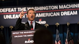 Rand Paul Is In: The Republican Announces His 2016 Candidacy