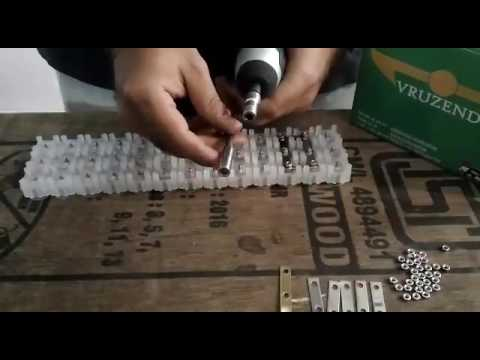 Vruzend- DIY Battery pack assembly kit for 18650 lithium ion cells without  spot welding