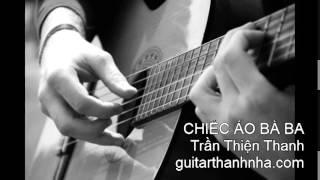 CHIẾC ÁO BÀ BA - Guitar Solo