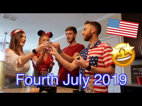 July 4th In EPCOT!!