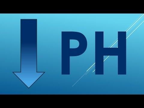 How To Lower PH Quickly   Easy And Natural