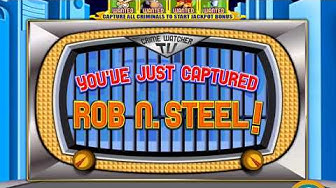 CAPTAIN PAYBACK Video Slot Casino Game with a CAPTURE FREE SPIN BONUS