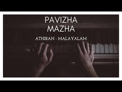 Pavizha Mazha | Athiran | Fahad Faasil | Sai Pallavi | Vivek | Piano | Manoj Abraham
