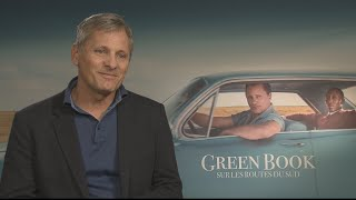 Viggo Mortensen on 'Green Book' and the fight against racism