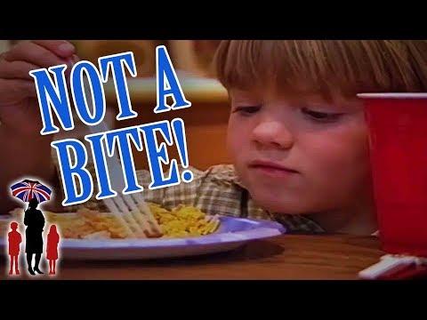 Kids Refuse To Eat Dinner Or Do Homework   Supernanny