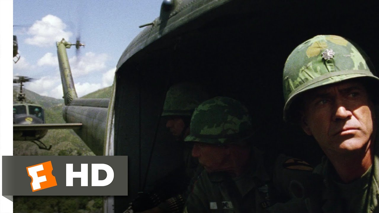 We Were Soldiers (5/9) Movie CLIP - Arriving in North ...